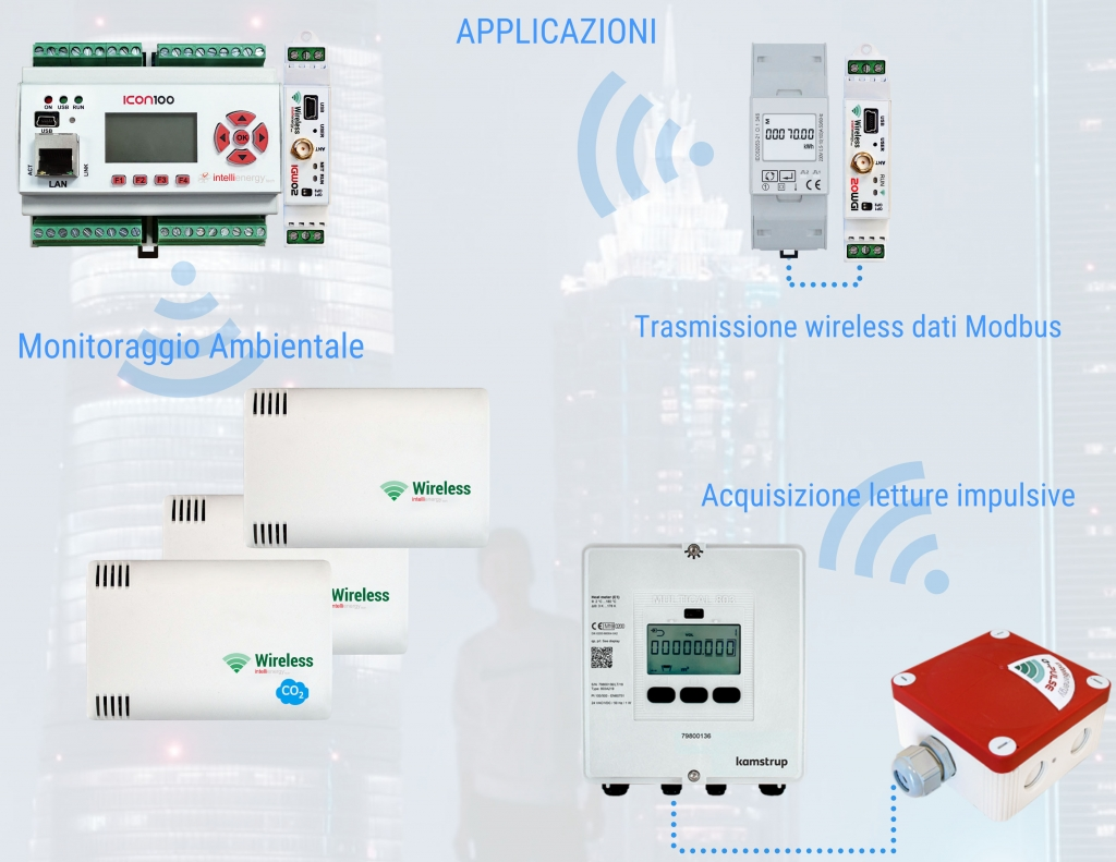Il sistema Wireless di Intellienergy_2